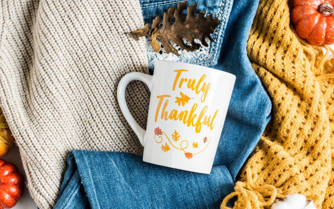Five Ways to Teach Your Kids Thankfulness